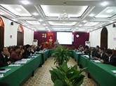 Coopération Vietnam-Belgique dans la formation au master