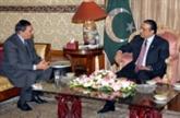 Antiterrorisme : le nouveau patron de la CIA en visite au Pakistan