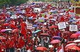Le Premier ministre thaïlandais refuse des élections anticipées