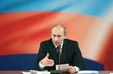 Quelque 33 milliards d'euros pour des mesures anti-crise en Russie