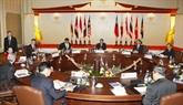 Sommet : le Vietnam pour une Communauté aséanienne