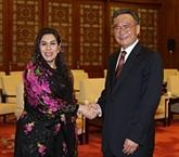 La Chine et le Pakistan resserrent la coopération entre leurs parlements