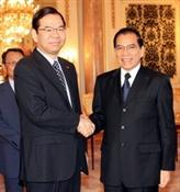Nông Duc Manh poursuit sa visite au Japon