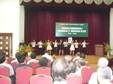 Le 13e anniversaire du CAEF célébré à Hanoi