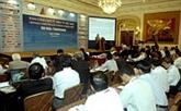 Colloque sur le développement des technologies de l'information à Hô Chi Minh-Ville