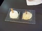 Glaces au foie gras ou au caviar, un Français affole les papilles