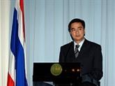 Le gouvernement thaïlandais cherche à garantir la sécurité à Bangkok