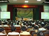 "Le Vietnam s'oriente vers une industrie ""verte"""