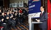 Nguyên Tân Dungen visite officielle en Hongrie
