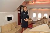 Air France, première compagnie européenne à posséder l'avion géant Airbus A380
