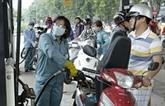 Le marché domestique du carburant en phase avec le marché mondial