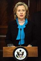 Hillary Clinton annonce une réunion des Six cette semaine sur le dossier nucléaire iranien