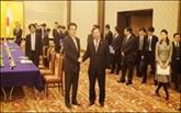 Vietnam-Japon : volonté de réaliser avec efficacité le VJEPA