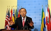 Ban Ki-moon attendu dans 5 pays d'Asie centrale