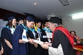 CFVG : remise des diplômes de MBA de la 16e promotion