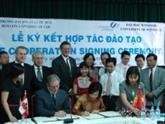 Coopération internationale renforcée dans la formation universitaire
