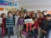 Projet éducatif : correspondance à l'autre bout du monde