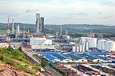 Réception de la raffinerie de Dung Quât
