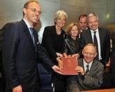 La zone euro met en place son fonds de secours