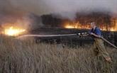 Incendies : la Russie renforcent la protection des sites stratégiques