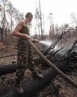 Russie-Incendies : l'état d'urgence levé dans la région de Riazan