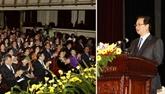 ASEAN : le Premier ministre vietnamien expose les acquis et veut plus d'efforts
