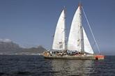 Écosystèmes marins : le Tara a quitté l'Afrique du Sud pour une 2e étape de navigation