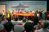 Pour une ASEAN orientée vers ses habitants