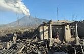 Le bilan de l'éruption du Merapi en Indonésie dépasse les 300 morts
