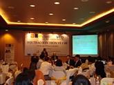 La responsabilité sociétale des entreprises en discussion à Hanoi