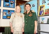 """Pham Tuân et Gorbatko : """"Faites mieux que nous !"""" à l'occasion du 30e Anniversaire du vol spatial Vietnam-URSS"""