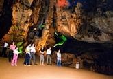 Un réseau de grottes au Centre