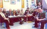 Un club poétique modeste mais actif à Hanoi