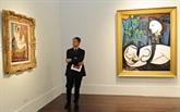 La toile la plus chère du monde exposée à Londres