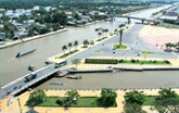 Coopération régionale pour un développement durable du delta du Mékong