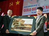 Débat sur la passion des mathématiques entre Ngô Bao Châu et étudiants de Hô Chi Minh-Ville