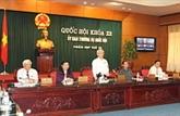 Le travail du personnel au menu de la 1re session de l'Assemblée nationale