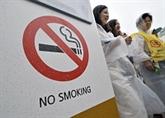 L'OMS appelle à durcir les lois sur le tabac
