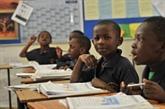 Afrique du Sud : à Johannesburg, une école pour reconstruire l'enfance de petits réfugiés