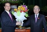 Nguyên Tân Dung réélu Premier ministre