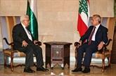 Abbas au Liban pour rallier son soutien à l'entrée de la Palestine à l'ONU