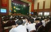 Élection des chefs des Commissions de l'Assemblée nationale