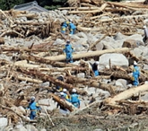 Le bilan du typhon Talas dépasse les 100 morts et disparus au Japon