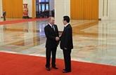 Coopération et partenariat stratégique au menu de la rencontre entre Hu Jintao et Vladimir Poutine