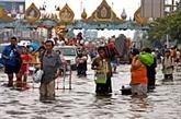 Bangkok s'attend à des inondations historiques