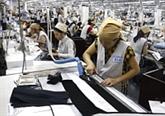 Les entreprises industrielles hésitent à élargir leurs activités