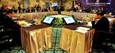 La réunion des ministres des AE des États membres de l'ASEAN s'achève à Bali