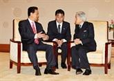 Resserrement des relations de partenariat stratégique Vietnam-Japon
