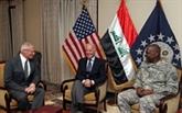 Joe Biden en visite surprise en Irak