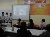Hô Chi Minh-Ville : bilan du club entrepreneurial francophone